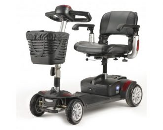 eclipse mobility boot scooter