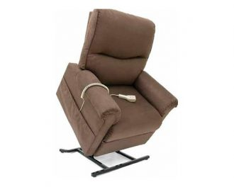 pride lc107 rise & recliner chair