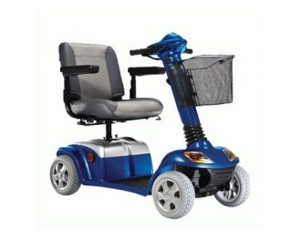 super 4 foru mobility pavement scooter