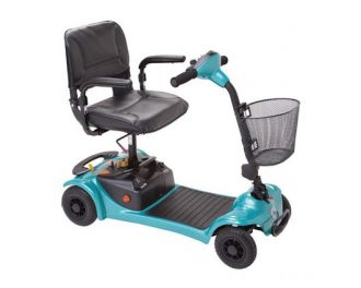 ultra lite 480 mobility boot scooter