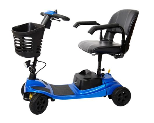 liberty vogue mobility boot scooter