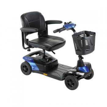 colibri mobility boot scooter